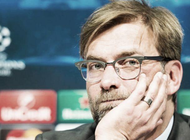 "Jürgen Klopp: ""Ha sido un partido para olvidar"""