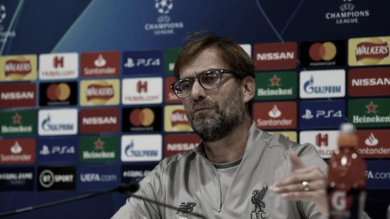 Klopp comenta sobre Alisson e ressalta mentalidade do Liverpool