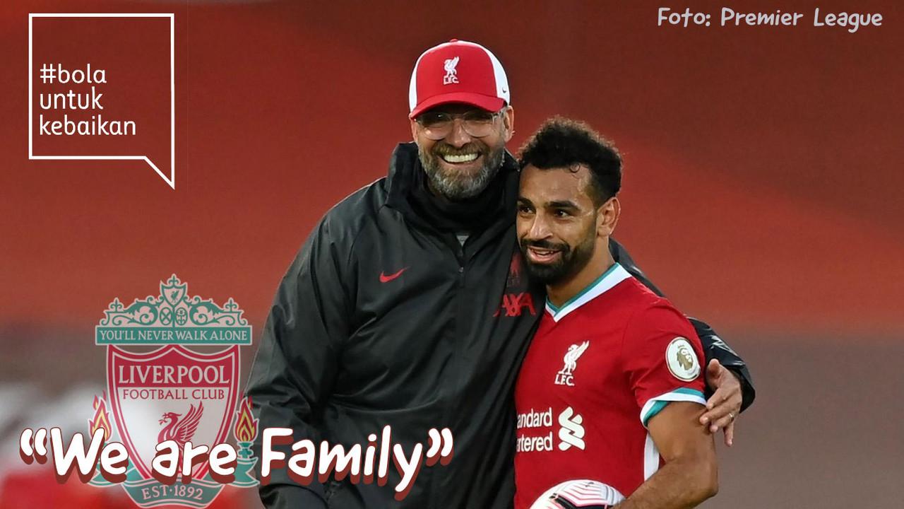 Liverpool, Juergen Klopp, dan Masalah Keluarga