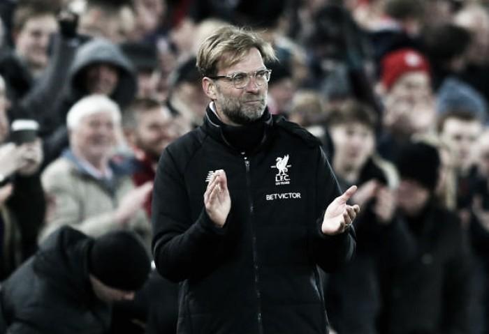 Klopp se diz feliz por goleada do Liverpool sobre Swansea e destaca atuação de Firmino