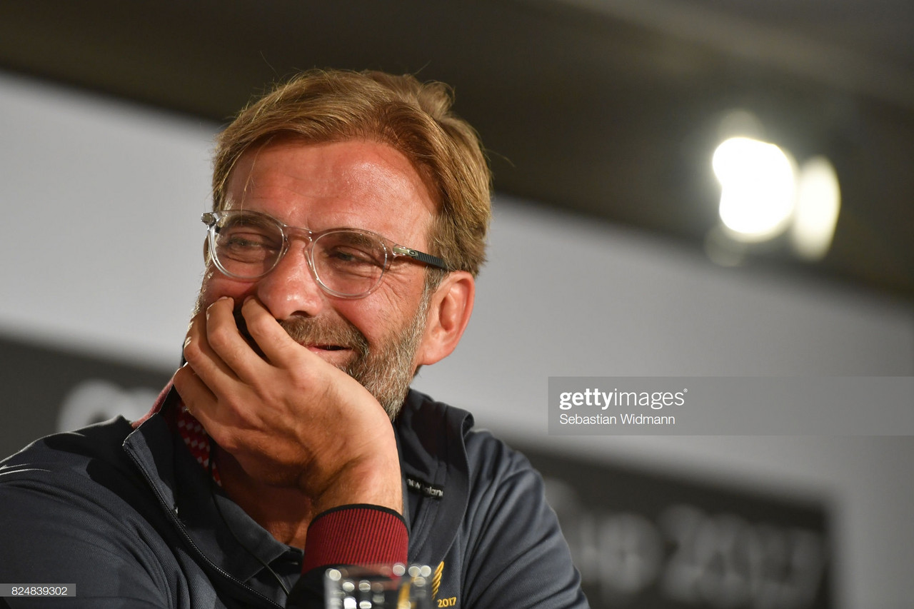 Klopp: We have to be angry