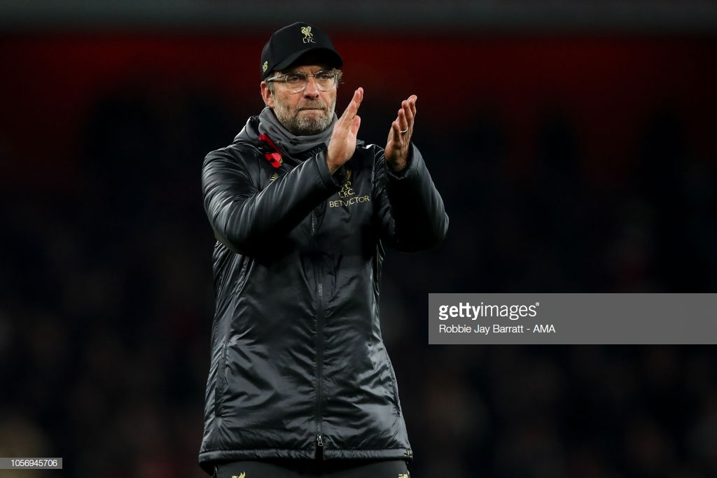 Jurgen Klopp: Offside goal should have stood