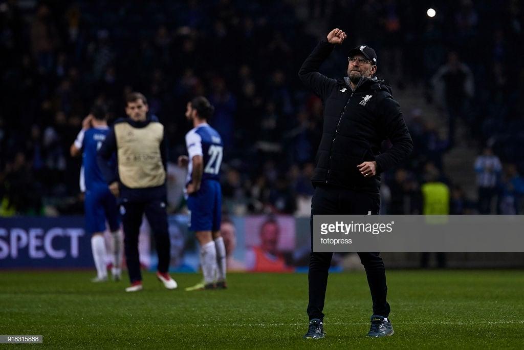 Jürgen Klopp believes Liverpool cannot underestimate FC Porto after 'strange' first-leg