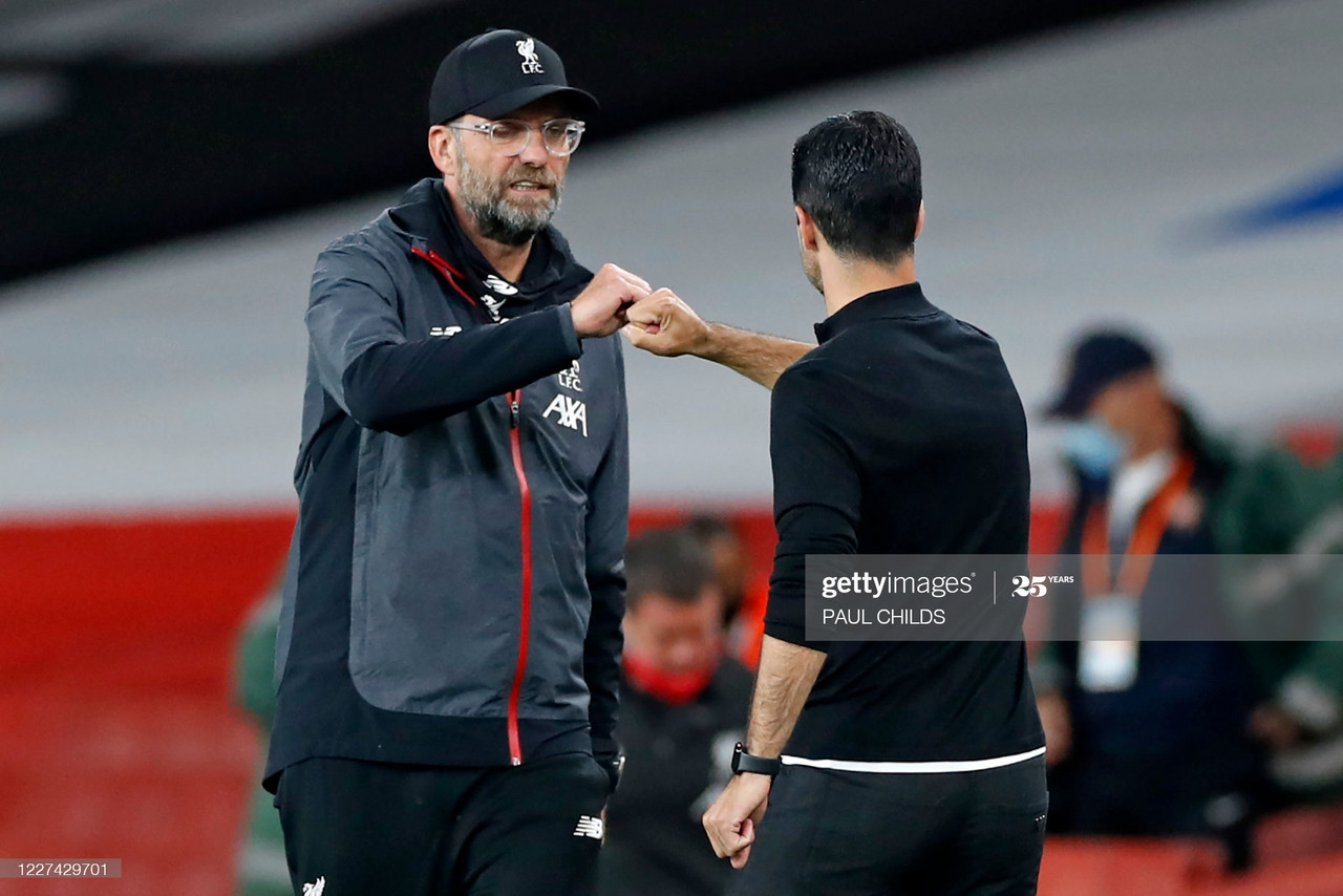 Analysis: How Klopp beats Arteta