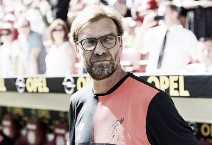 Two games in two days took its toll on the players in Mainz defeat, insists Liverpool manager Jürgen Klopp