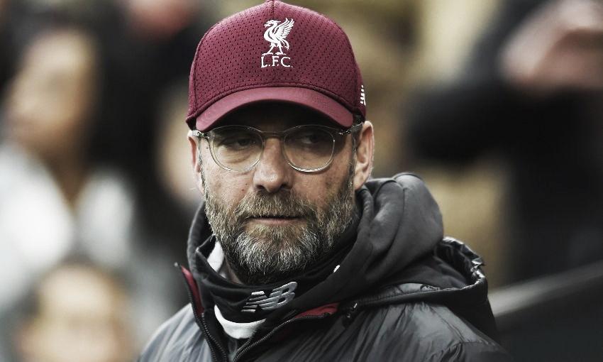 """Após vitória, Klopp exalta campanha do Liverpool: """"É brilhante"""""""