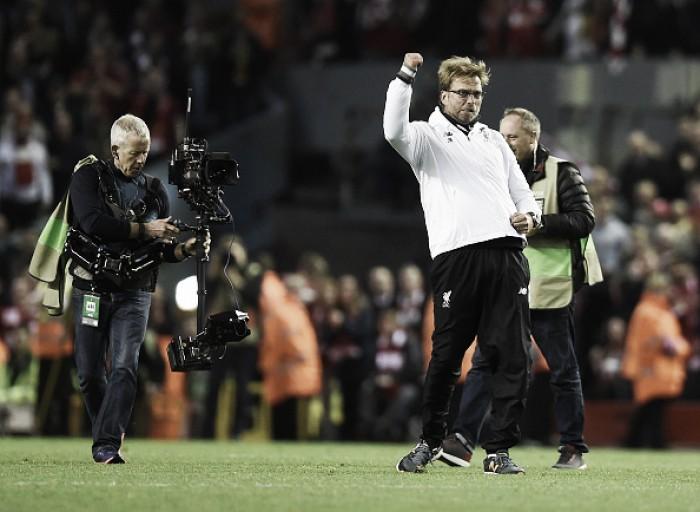 """Klopp se surpreende após classificação à final da UEL: """"Superaram minhas expectativas"""""""