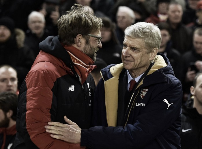 View from the Opposition: An Arsenal fan's view on Sunday's season opener against Liverpool
