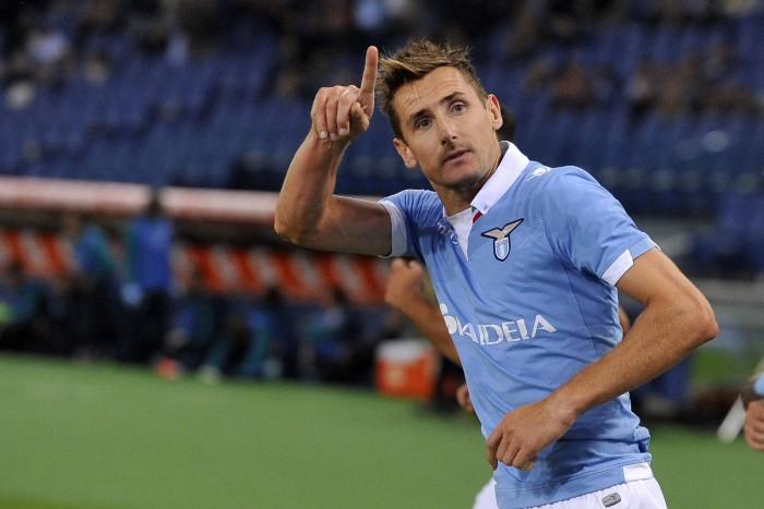 Klose - Lazio, a fine stagione sarà addio