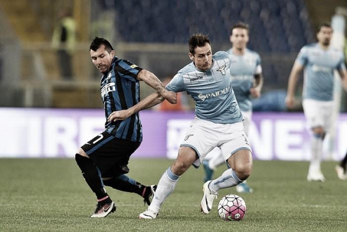Lazio vence Internazionale e coloca Roma na Champions League