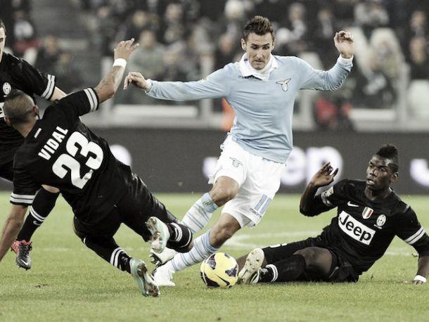 Lazio vs Juventus en vivo y en directo online