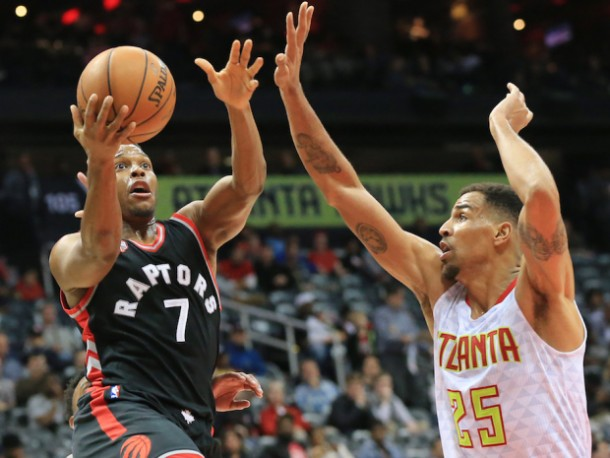 Toronto Raptors Shock Atlanta Hawks With 96-86 Comeback Victory