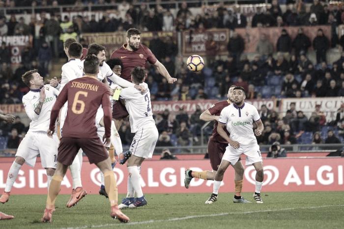 Roma, l'Olimpico come l'Ariston: va in scena il Festival del gol