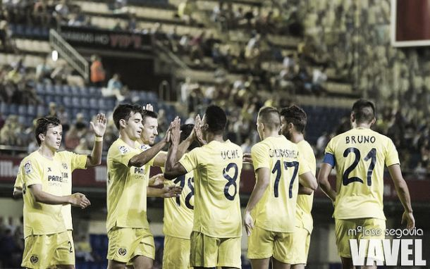 Remontada amarilla con vistas a Europa League