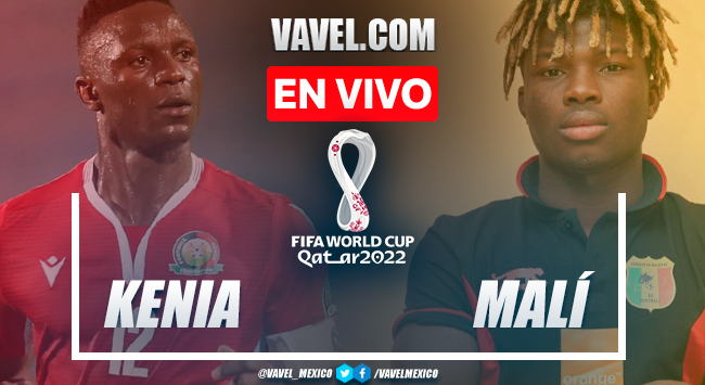 Resumen y gol: Kenia 0-1 Malí en Eliminatorias Qatar 2022