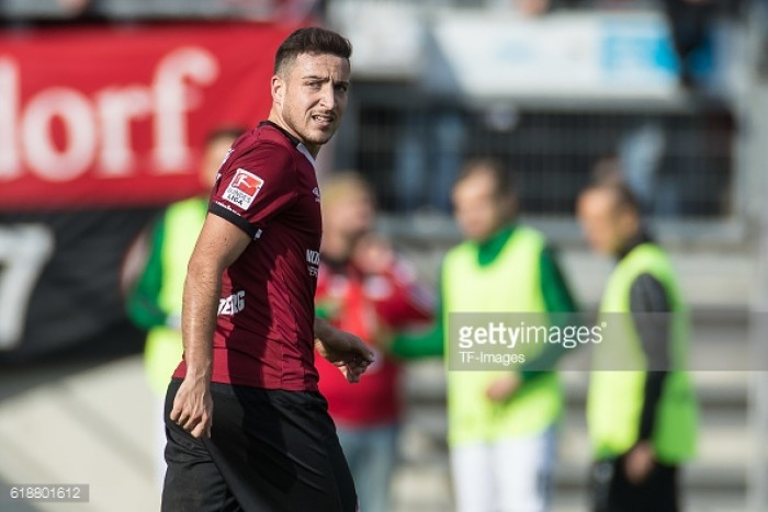 Kevin Möhwald talks to VAVEL about Nürnberg's tough start, his position, play-style and goals for 2017