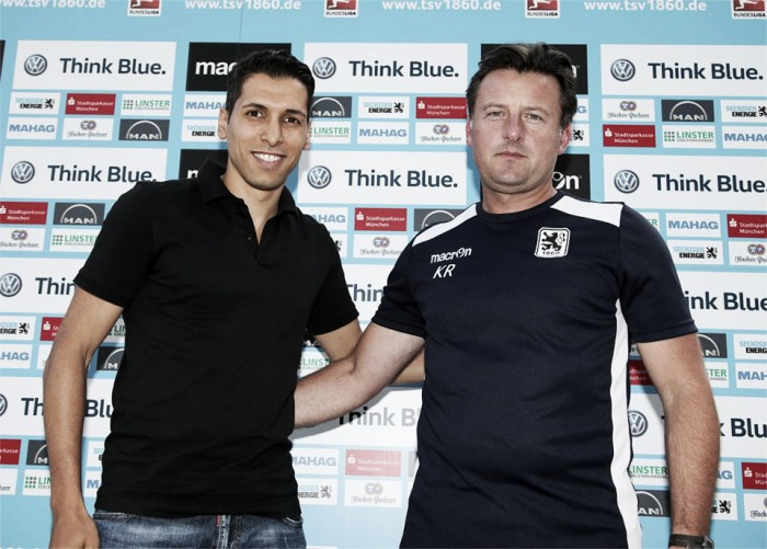 1860 sign Matmour, sell Schindler and extend with Adlung