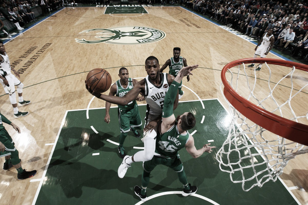 NBA, i Celtics si fermano a Milwaukee. Utah corre contro i Lakers