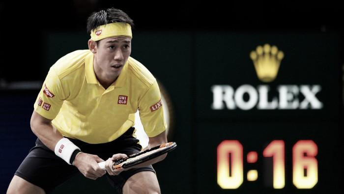 ATP Finals - Kei Nishikori, il coraggio e la continuità