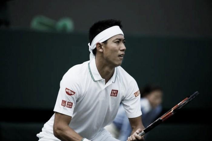 Wimbledon, Nishikori al terzo turno. Si salva Muller