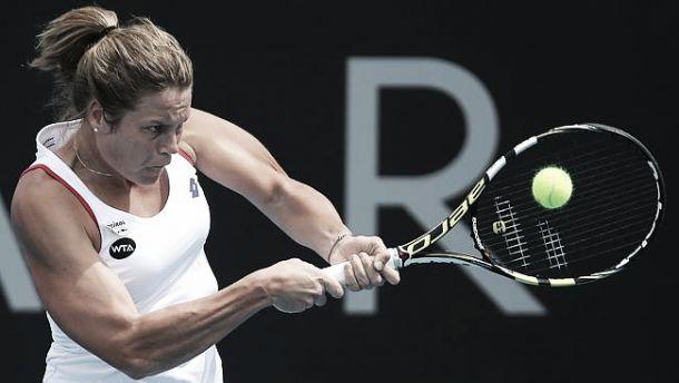 WTA Hobart, fuori anche la Knapp