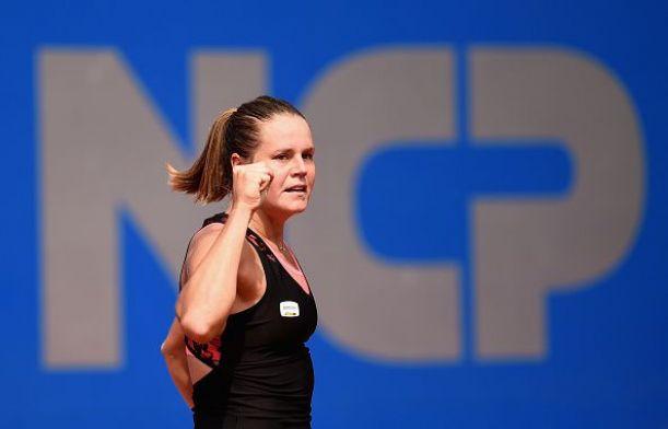 WTA Bad Gastein: Knapp sorprende Errani e va in finale