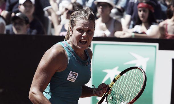 WTA: Vinci e Knapp avanti a Norimberga, Schiavone in campo a Strasburgo