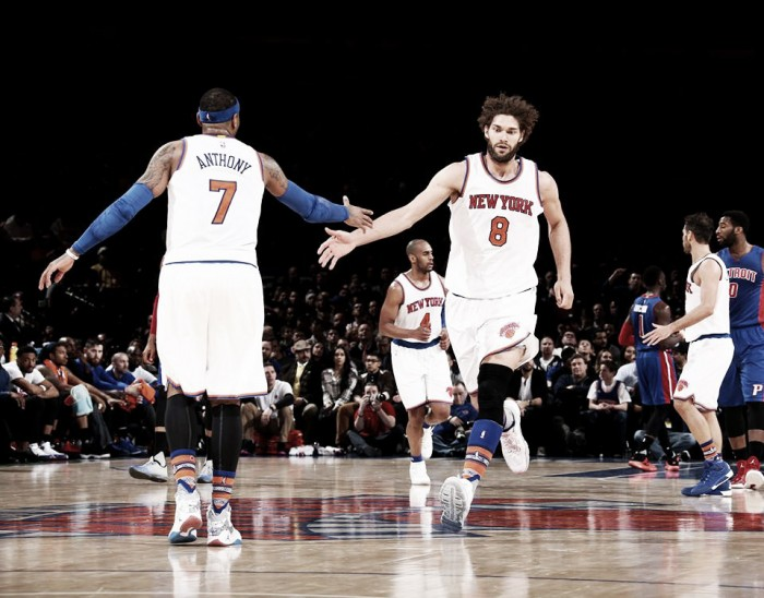 Nba, i Pistons cadono a New York. Disastro Nets a Minneapolis
