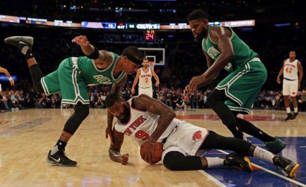 Boston Celtics Drop Their First Loss In Preseason, Lose 101-95 To New York Knicks