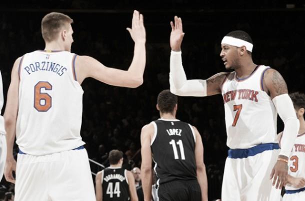 NBA, i Knicks si prendono la Grande Mela: Nets ko (108-91)