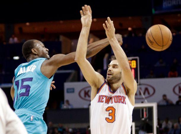 New York Knicks Prepare For Rematch Against Charlotte Hornets In Hopes Of Ending Franchise