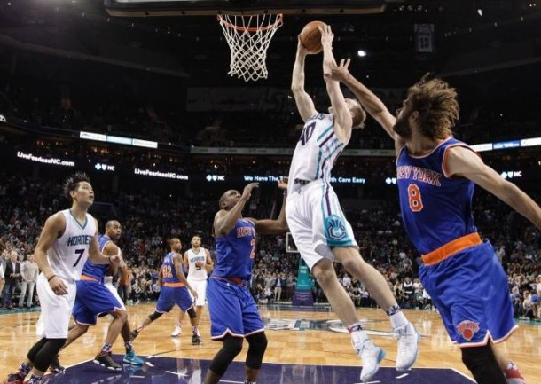 New York Knicks Take Heartbreaking Loss To Charlotte Hornets