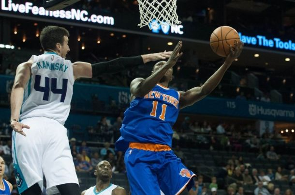 New York Knicks Lose First Preseason Game, Fall To Charlotte Hornets