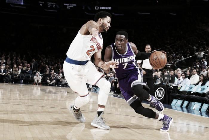 Los Knicks se hacen fuerte en casa