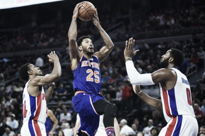 New York Knicks defensive struggles and late game troubles cost them game against Detroit Pistons