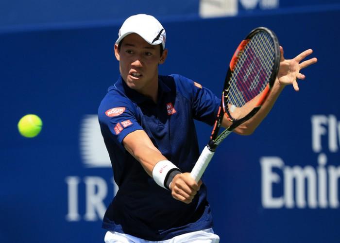 Rogers Cup 2016 - E' Nishikori il primo finalista: Wawrinka dura un set