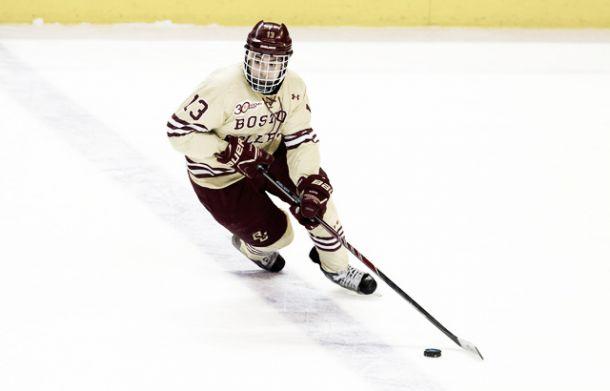 """Es hora de brillar: Johnny """"Hockey"""" Gaudreau"""
