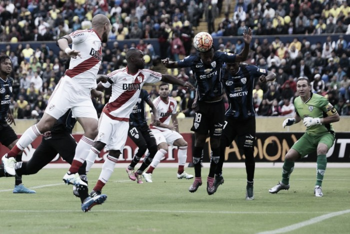 Previa River Plate - Independiente del Valle: a golear para pasar