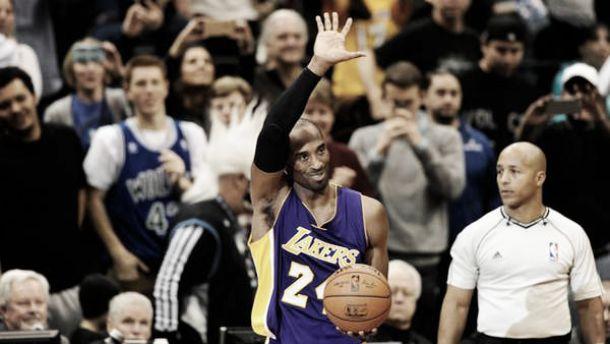 Kobe Bryant engrandece su leyenda