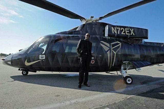Em modelo de helicóptero com baixos índices de mortes, nevoeiro pode ser a causa do acidente de Kobe