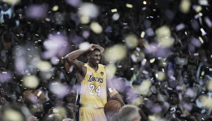 Kobe Bryant, o maior entre os humanos