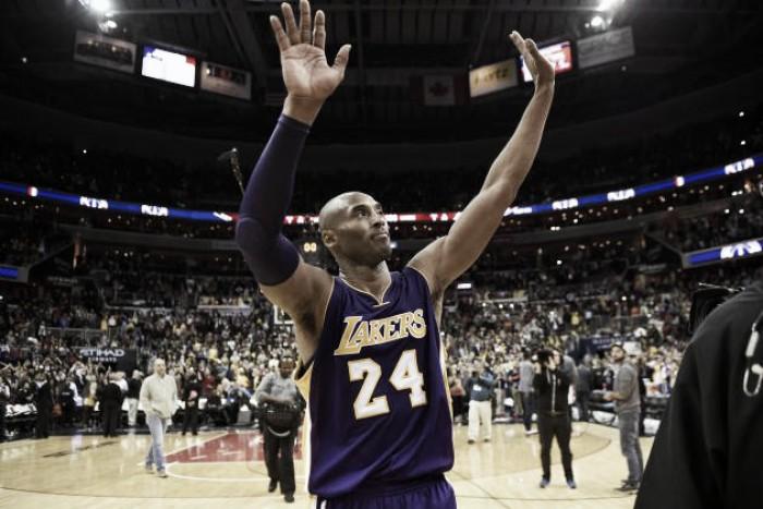 Farewell Tour: relembre momentos marcantes da última temporada de Kobe Bryant