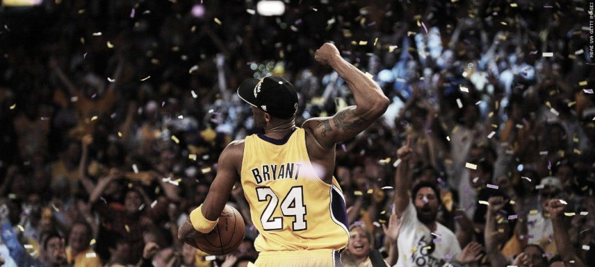 """new concept ace8d 5ddf1 Kobe  """"Debes tener una personalidad determinada para jugar en los Lakers"""""""