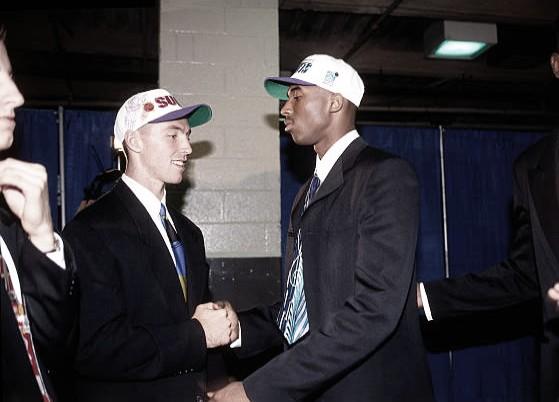 Los mayores robos de la historia del Draft de la NBA