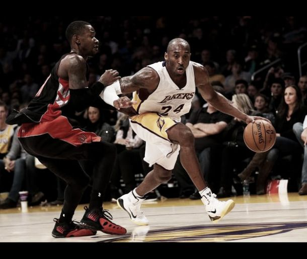Immenso Bryant: i Lakers battono i Raptors