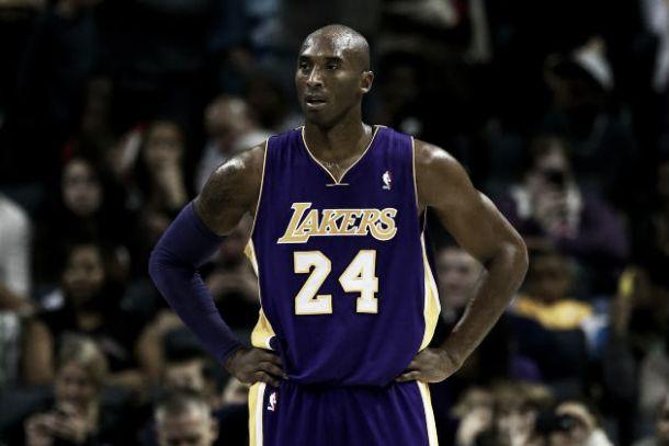 Kobe Bryant estará los próximos nueve meses de baja