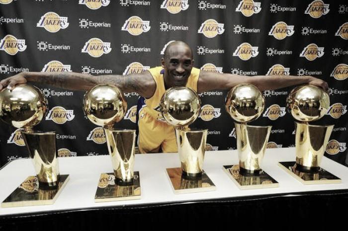 Kobe Bryant: uma vida de números e recordes no basquete