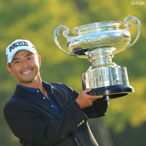 Satoshi Kodaira Wins 80th Japan Open Championship