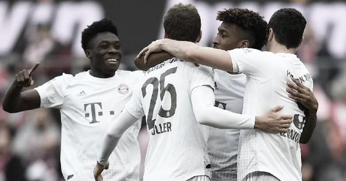 Bayern de Munique supera Colônia e retoma liderança da Bundesliga