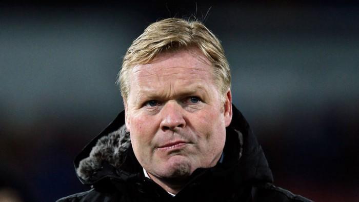 Everton, è fatta per Koeman